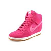 Sneakers Wedges Nike Sky High Dunk Pink