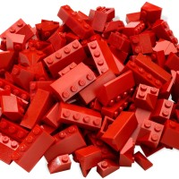 LEGO 6119 BASIC Roof Tiles