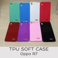 Glossy Tpu Case Oppo R7