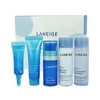 Laneige  Basic & New Water Bank  Moisture Kit 5 pc
