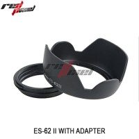 ES-62 II FLOWER LENS HOOD FOR CANON & NIKON