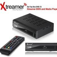 Xtreamer Set Top Box DVB -T2 BIEN & Media Player Full HD 1080p Digital