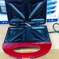 Toaster Sandwich Maker Heles HSM 020 Model Segitiga