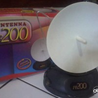 Antena / antenna Dalam Indoor Mini Parabola PF200 / PF 200