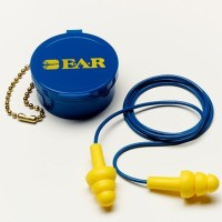 Earplug 3M EAR Ultrafit 340-4002 Corded with Case