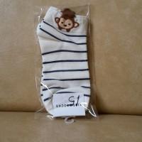 Kaos Kaki Korea Anak dan Dewasa All Size High Quality Monkey