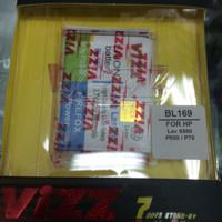 Baterai Vizz Double Power Lenovo Bl169 2800mah S560 / P800 / P70