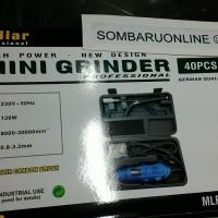 Bor Tangan Mini / Grenda Plus Flexibel By Mollar