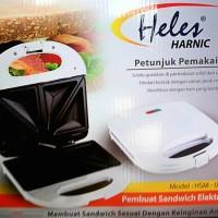 Pemanggang Roti Heles Sandwich