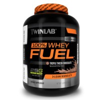 Suplemen Fitness TWINLAB 100% Whey Protein Fuel (5lbs)
