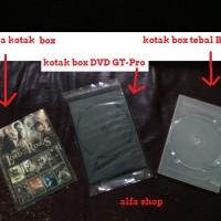 harga Plastik Opp Kotak Box Dvd (merk Gt Pro) - Ada Lem (cd / Vcd / Blu-ray) Tokopedia.com