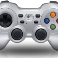 Joystick LOGITECH Wireless Gamepad F710