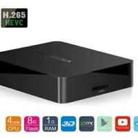 Android TV Box 4.4 Kitkat HiMEDIA Q1 Quad Core HD 4K 3D H.265 Miracast