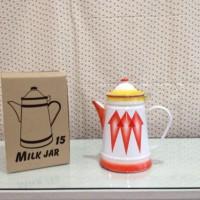 ARABIAN Ceret Eskan Milk Jar Teko 15 cm - Sisa Export
