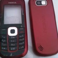 harga Casing Nokia 2600c Classic Hq Merah Tokopedia.com
