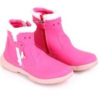 harga Sepatu Boot Anak Perempuan, Pinky Boot, Sepatu Anak Murah Dan Bagus Tokopedia.com