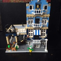 LEGO MODULAR Building 10190 Market Street