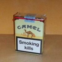 Rokok Camel Softpack Non Filter
