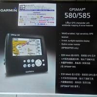 Echosounder Garmin Gpsmap 585 Fishfinder + Gps Maps
