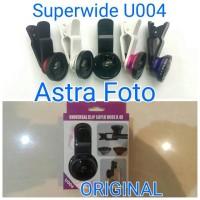 SUPERWIDE LENS 0.4X U004 GAGANG PANJANG