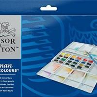 Jual Winsor & Newton Cotman Watercolours 24 Murah