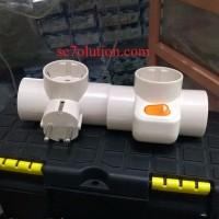 Uticon T Arde + Saklar (SC-382)