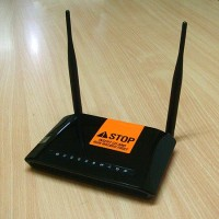 D-LINK DSL-2750E/SEA Wireless N ADSL2+ 4-Port Wi-Fi Router