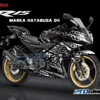 harga Jual Decal Yamaha R15 Motif Marka Hayabusa By Prostiker.com Tokopedia.com
