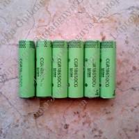 harga battery baterai batere batre cell PANASONIC 18650 ori laptop garansi Tokopedia.com