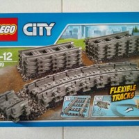 Lego City #7499 Flexible and Straight Tracks