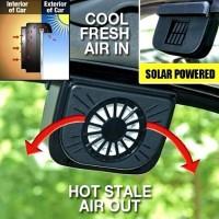 harga Solar Power Car Window Fan :) Tokopedia.com