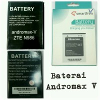 Baterai Battery Smartfren Andromax V ( N986 ) OC