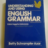 Understanding And Using English Grammar 2nd Edition - Betty Azar
