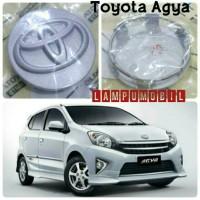 Dop Velg Toyota Agya Original Astra
