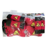 Jual Bantal Mobil Paket Hemat - Motif Angry Birds (Red-black) Murah