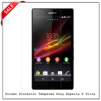 Sony Xperia Z ultra Screen Protector Tempered Glass