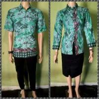 harga Batik Couple Vns Series 117 Tokopedia.com
