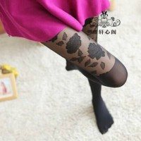 Stocking / Pantyhose 08 Rose, Import Taobao, Pantyhose