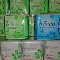 Pembalut SCO Pantyliner Per Bal