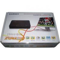 TV TUNER EXTERNAL GADMEI 5821 untuk Monitor CRT / LCD + Antena FM