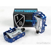 Pedal Eightinch Track Classic BLUE ANODIZE