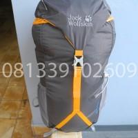 harga Tas Ransel Lipat Daypack Jack Wolfskin Stowaway Pack 22l Abu Tokopedia.com