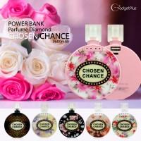 Power Bank Parfume Diamond Chosen Chance 5600mAh