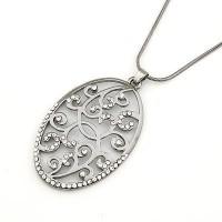 A21930 silver | kalung panjang import gaya korea koleksi ichika shop
