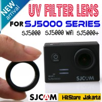 UV Filter Lens For SJCAM SJ5000 Series