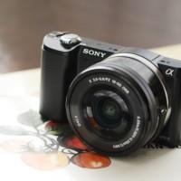 harga Kamera Digital Mirrorless Sony A5000 Tokopedia.com