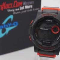 Casio Baby-G Sherina BGD-180 Black List Red
