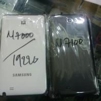 Casing Kesing Samsung Galaxy Note 2 Ii Gt N7100 Fullset Original