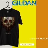 harga Kaos Musik Band Burgerkill-rock Tshirt Original Gildan Softstyle Tokopedia.com