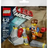 Lego Movie 30280 - The Piece of Resistance (Emmet)